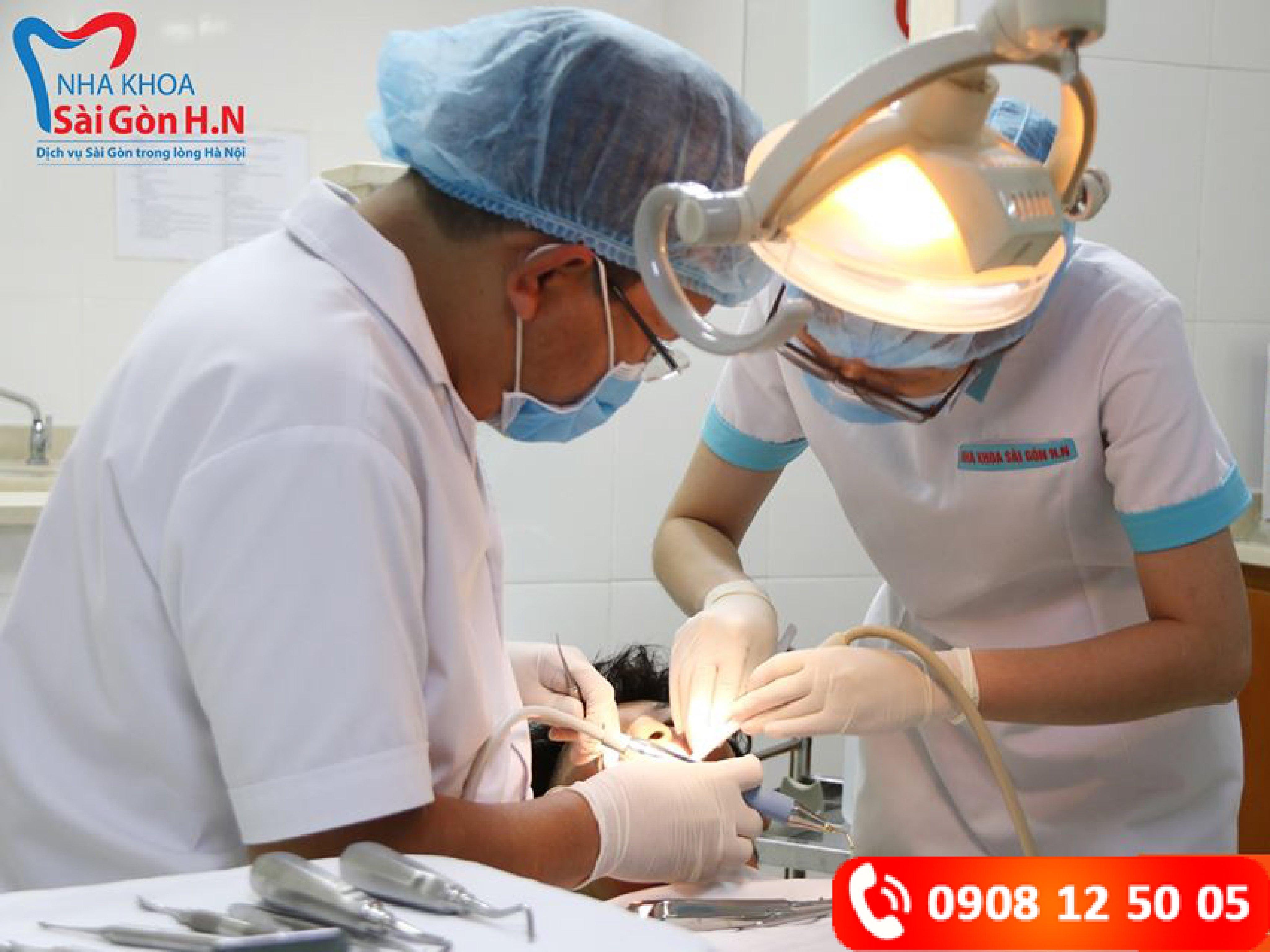 Phương pháp điều trị sâu răng