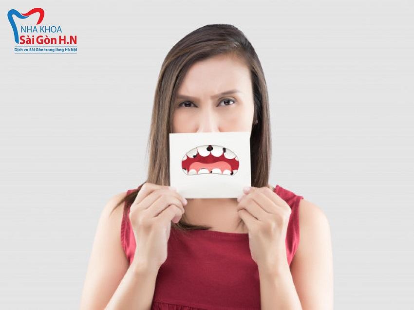 Răng sâu có tác hại như thế nào?